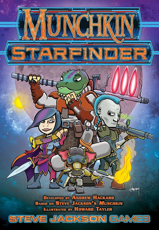 Steve Jackson Games sjg04471 Munchkin Star Finder (en inglés ...