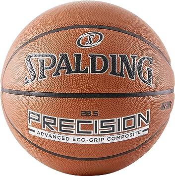 Amazon.com: Spalding Precision - Balón de baloncesto para ...