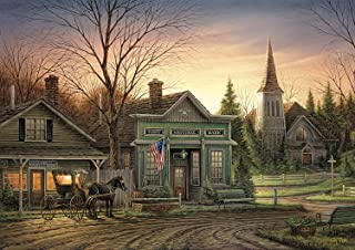 product image for Buffalo Games - Terry Redlin - Office Hours - 500 Piece Jigsaw Puzzle