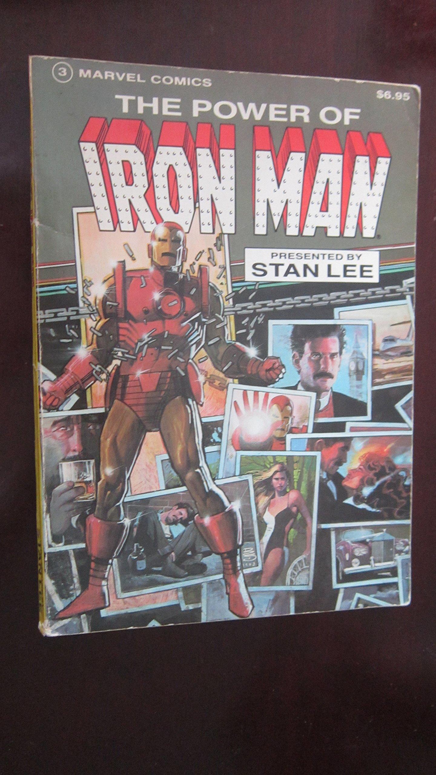 The Invincible Iron Man Amazon Co Uk Staw Lee 9780939766970 Books