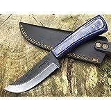 Perkin Knives Cuchillo Bushcraft 01 Acero al Carbono, Hecho ...