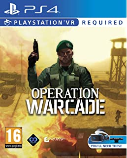 The Walker (PSVR/PS4): Amazon co uk: PC & Video Games