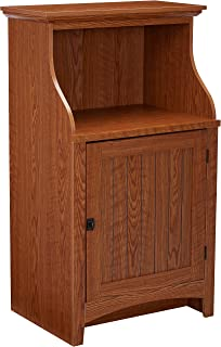 Sauder Summer Home Gourmet Free Standing Cabinet, Carolina Oak Finish