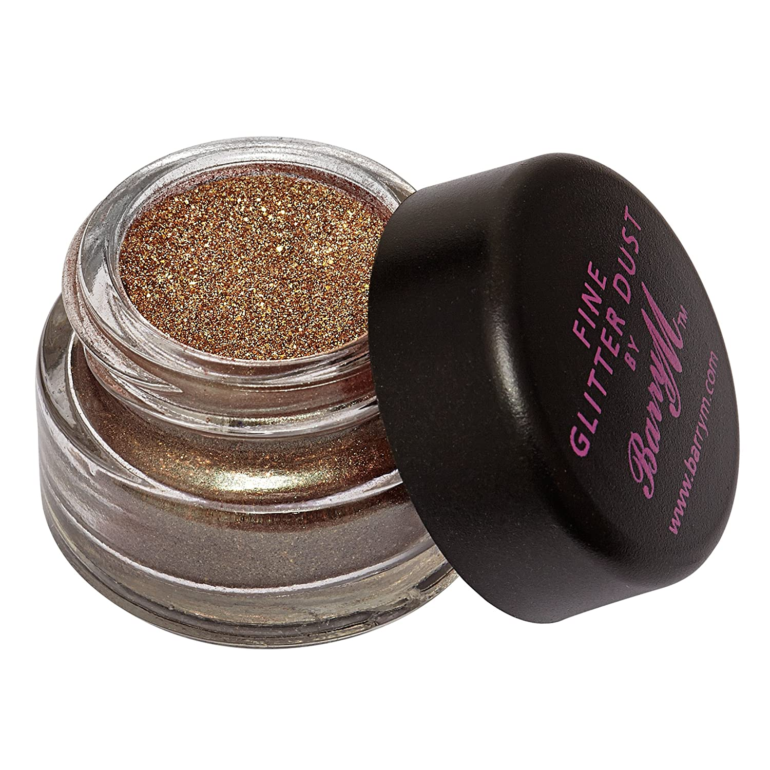 Barry M Cosmetics Fine Glitter Dust, Enchanted Forest BMBE4 F-FGD28