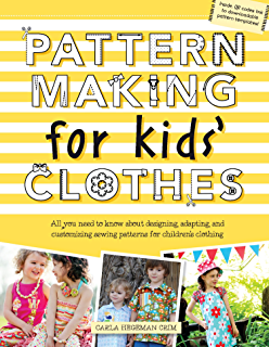 Metric pattern cutting for childrens wear and babywear kindle pattern making for kids clothes fandeluxe Image collections