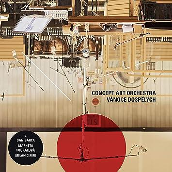 Concept Art Orchestra : Grown-up Christmas.: Dan Barta, Marketa Foukalova: Amazon.es: Música