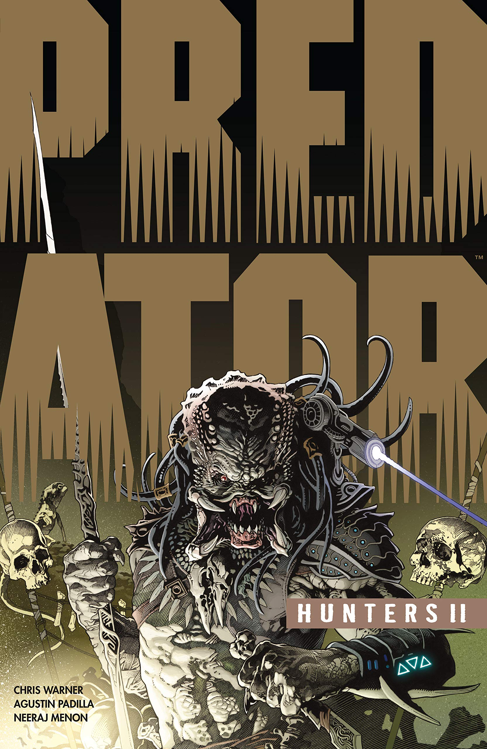 Predator # 3 USA, 1989 of 4 Chris Warner