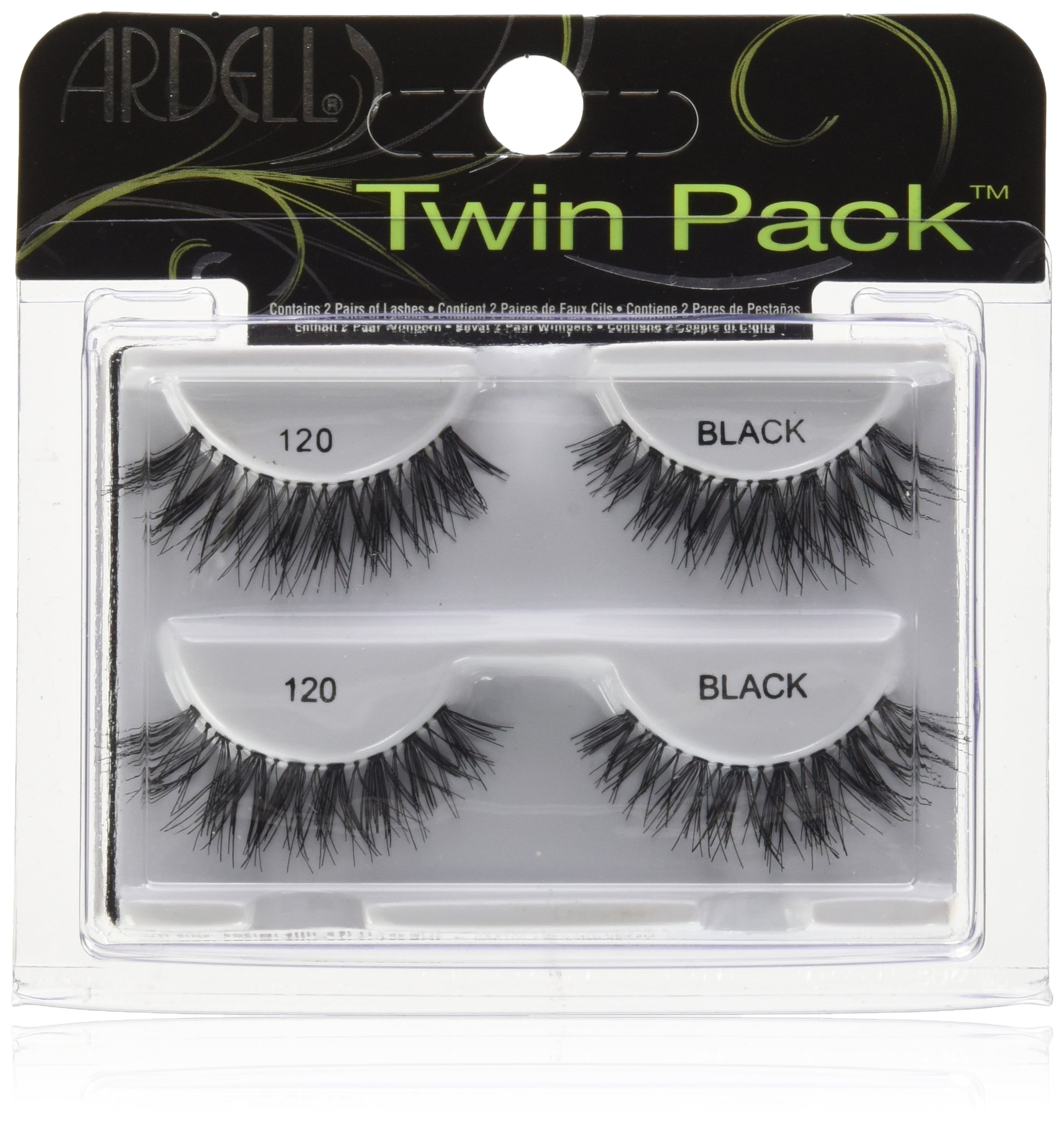 b009b1ae493 ARDELL Ardell Twin Pack #120 1 Count: Amazon.ca: Beauty