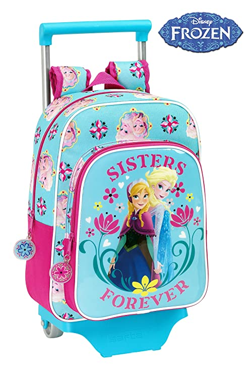 Frozen - Mochila Infantil con Ruedas (SAFTA 611515020)
