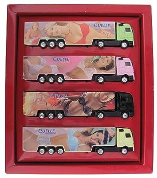 new product 21f34 c472d Quelle Nr. - Dessous Truck Edition 2 - 4er Set: Amazon.de ...