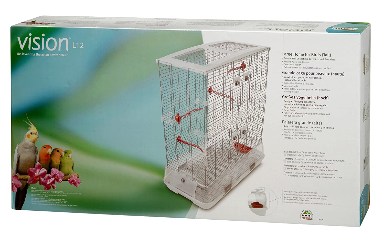 Vision Jaula Modelo L12, 75 x 38 x 92,5 cm: Amazon.es: Productos ...