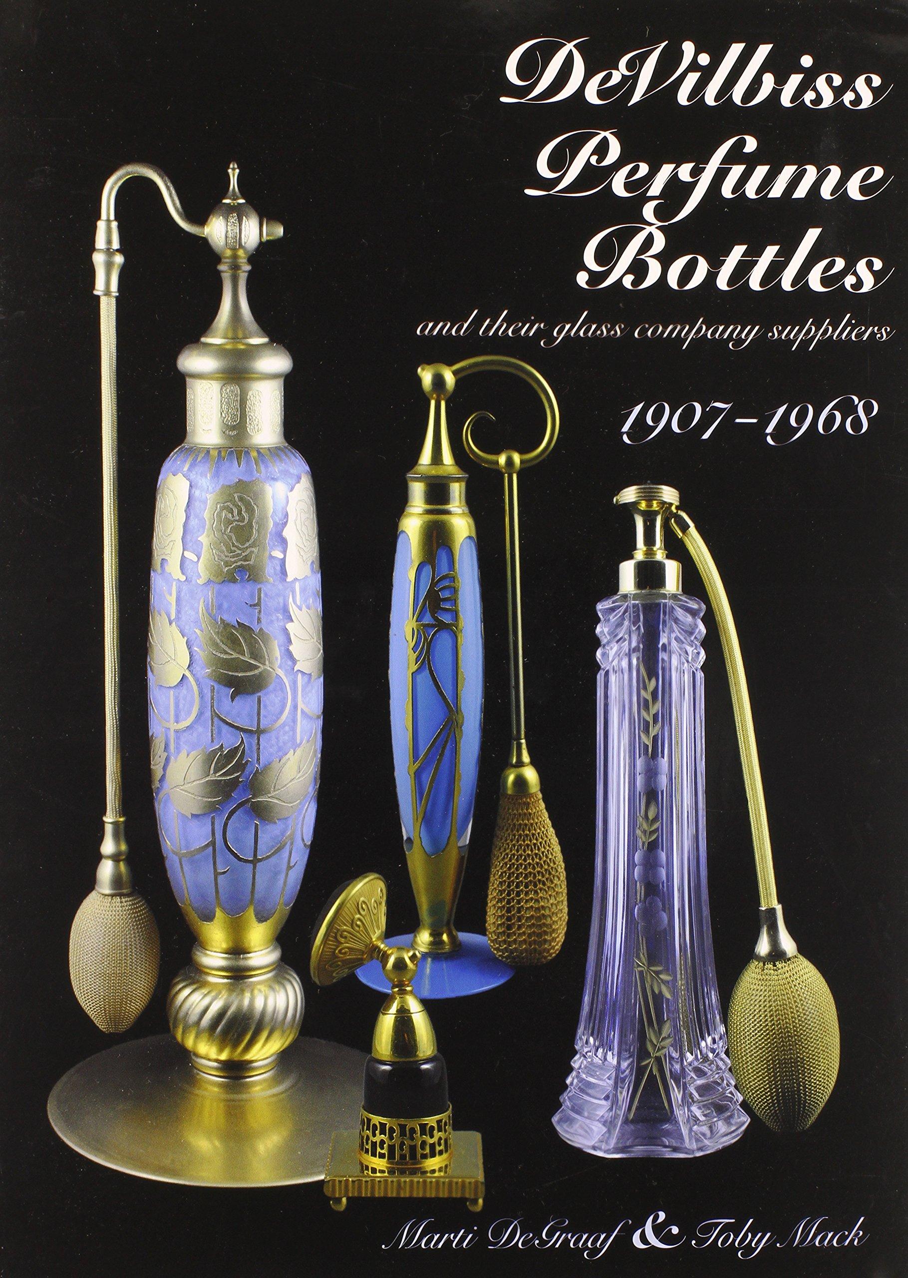 Devilbiss Perfume Bottles: 1907 to 1968