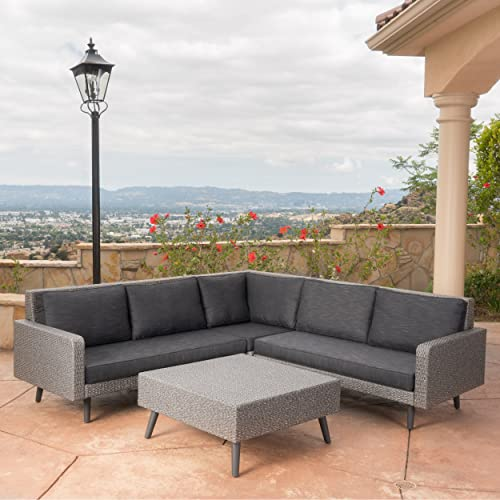 Tonga Outdoor Wicker Sofa Set