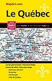 Atlas routier du Québec, édition 2004