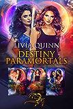 Destiny Paramortals Boxed Set (Books 1-3): A dragon shifter saga
