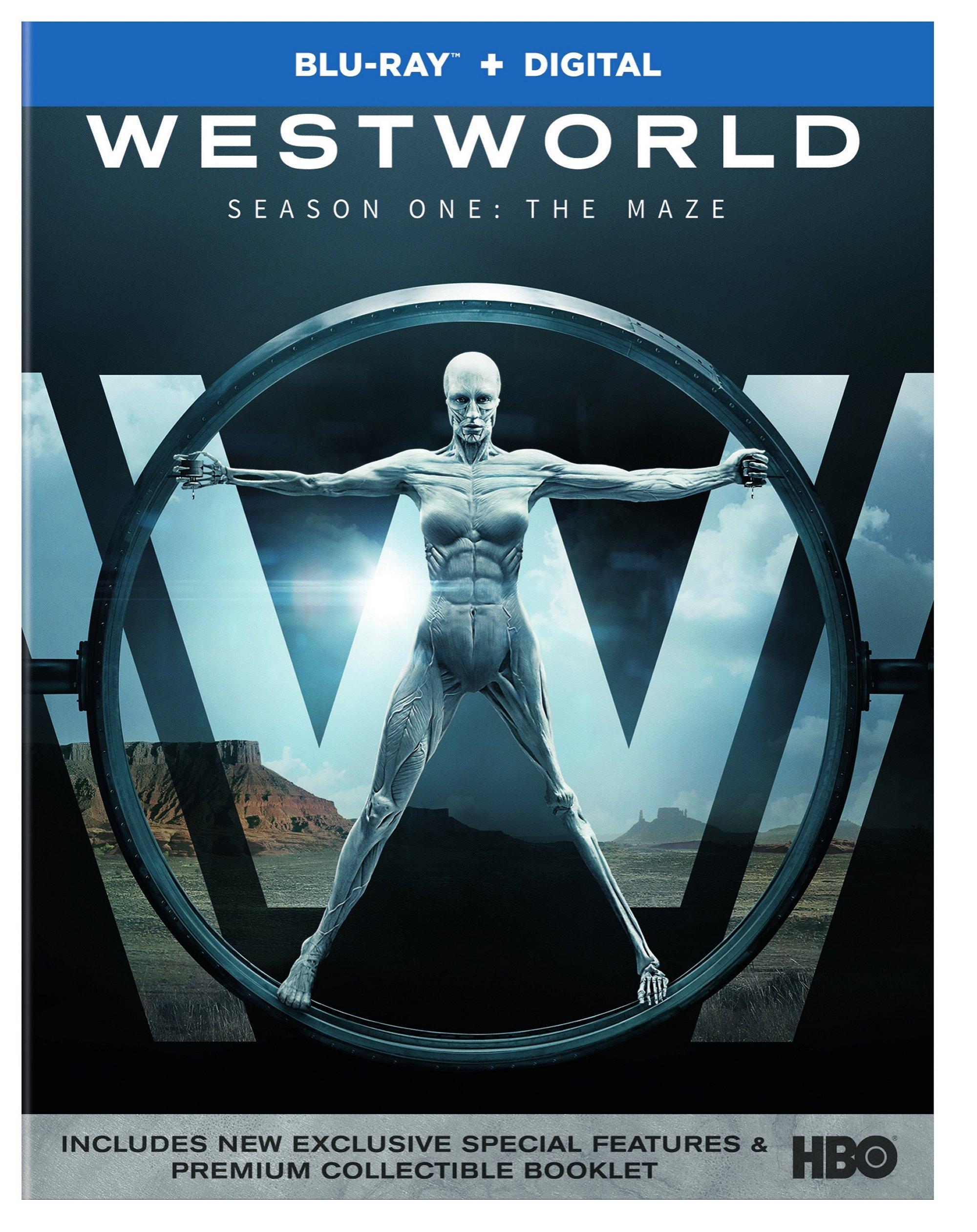 Westworld: S1 (BD+Digital Copy)
