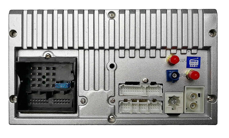 AV8V4-PRO Android 8.0 8 Zoll Bildschirm VW Autoradio: Amazon.de ...