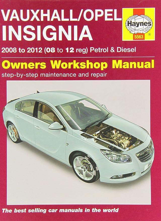 haynes 5563 service and repair workshop manual amazon co uk car rh amazon co uk Ford Workshop Manuals Pontiac Shop Manual 2007