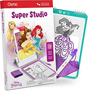 Osmo Super Studio - Disney Princess, Base Required