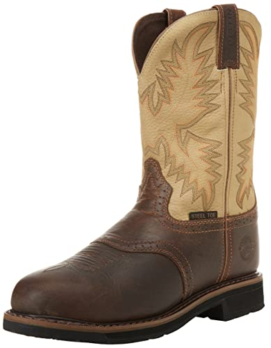 79f9eed844d Justin Original Work Boots Men's Stampede Work Boot