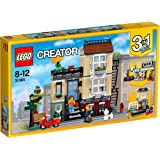 LEGO 31065 Creator Park Street Townhouse Building Toy