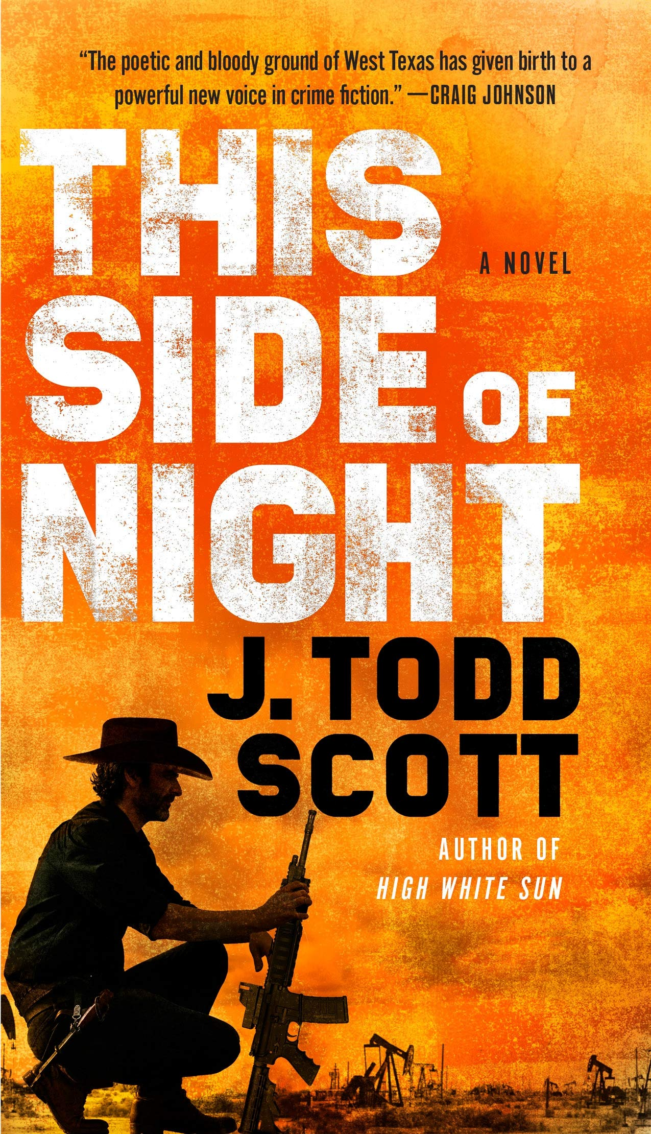 Amazon.com: This Side of Night (9780735212930): J. Todd ...