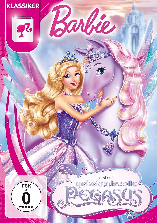 Barbie Und Der Geheimnisvolle Pegasus Amazon De Greg