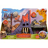 Just Play Boys Lion Guard Deluxe Playswt With Janja Figure