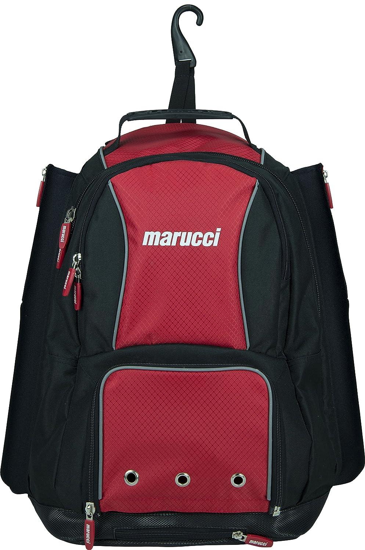 Marucci Travel Ball Bat Pack B01BV3M0OS ブラック/レッド ブラック/レッド