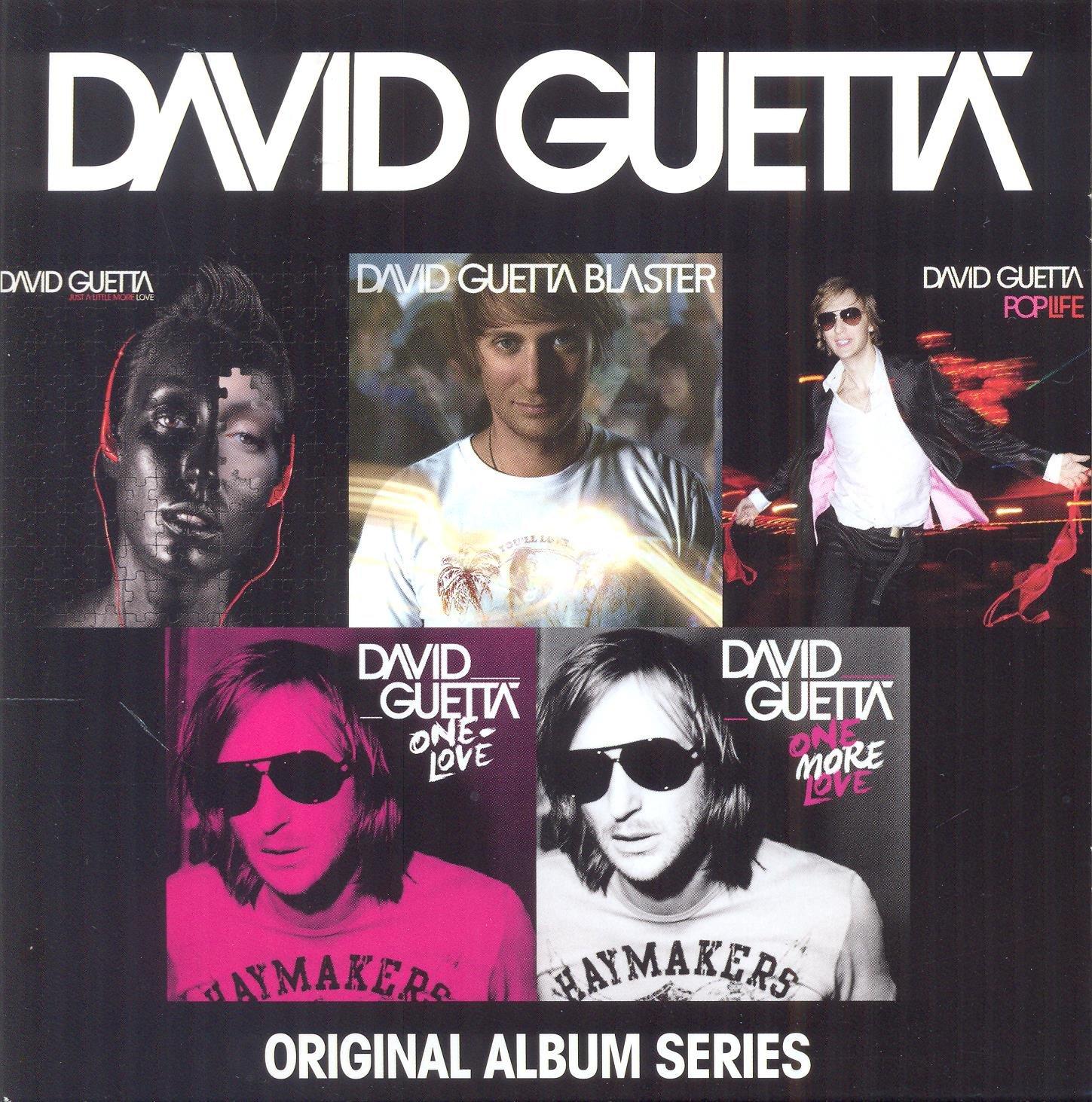 Original Album Series : David Guetta: Amazon.es: Música