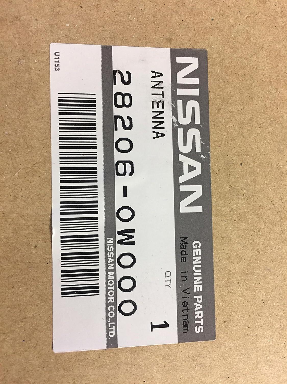 Genuine Nissan 28206-0W000 Antenna