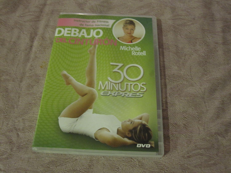 Amazon.com: Debago del Cinturon 30 Minutos Expres: Michelle ...