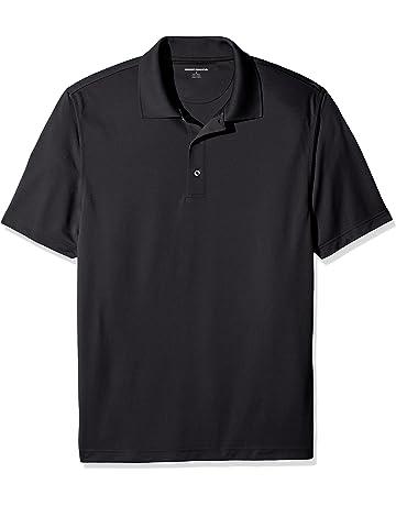 ab0cf1ca83 Amazon Essentials Men s Regular-fit Quick-Dry Golf Polo Shirt