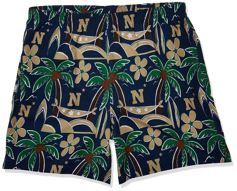 FOCO NCAA Mens Tropical Swim Suit Trunks
