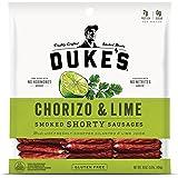DUKE'S Chorizo & Lime Shorty Smoked Sausages, 16.0-ounce Bag