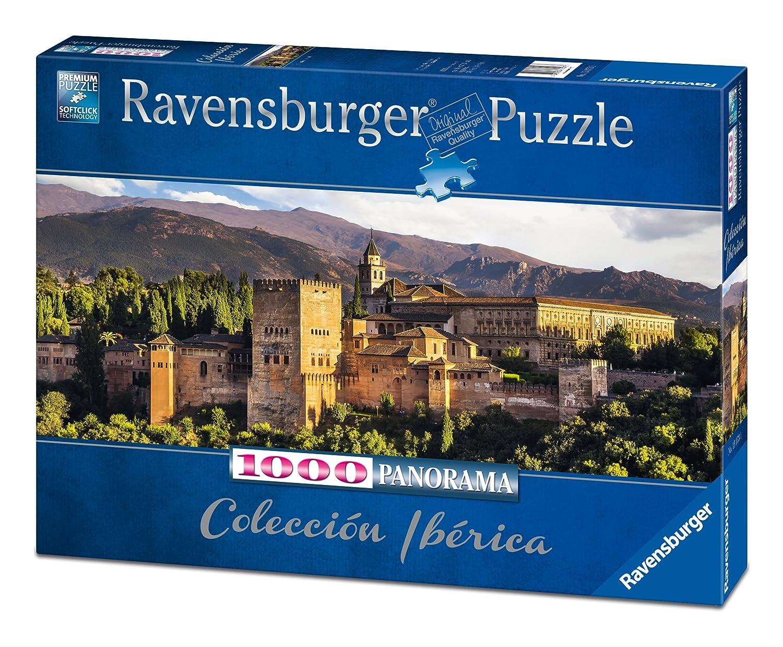 Ravensburger La Alhambra Granada rompecabezas de piezas x cm