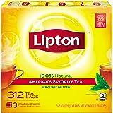 Lipton Black Tea Bags, America's Favorite Tea 312 ct