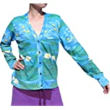 RaanPahMuang Claude Monet Water Lilies Jacket Cardigan