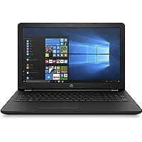 HP 15 AMD E2 15.6-inch Entry Level Laptop (4GB /1TB HDD/Windows 10 Home/Jet Black/1.77Kgs), 15q-bw548AU