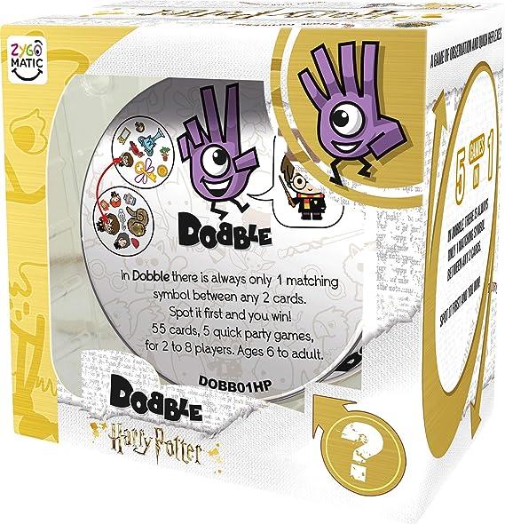Juego de Cartas Dobble: Amazon.es: Juguetes y juegos
