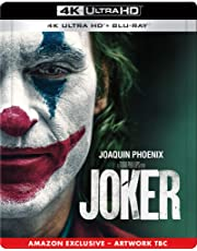 Joker Steelbook [2019] [Region Free]