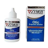 Pet King Brand Zymox Otic Pet Ear Treatment with Hydrocortisone
