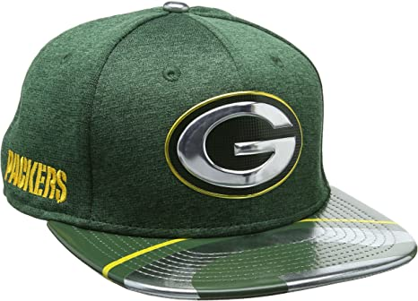New Era NFL 2017 Official On Stage 9Fifty Green Bay Packers Gorra ...