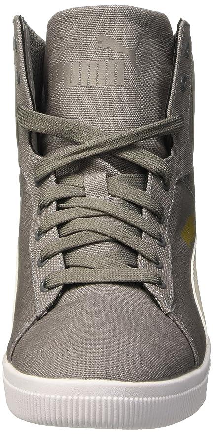 8dc7995e475 Puma Vikky Wedge - Zapatillas Deportivas con cuña para Mujer Gris Size: 3.5:  Amazon.es: Zapatos y complementos