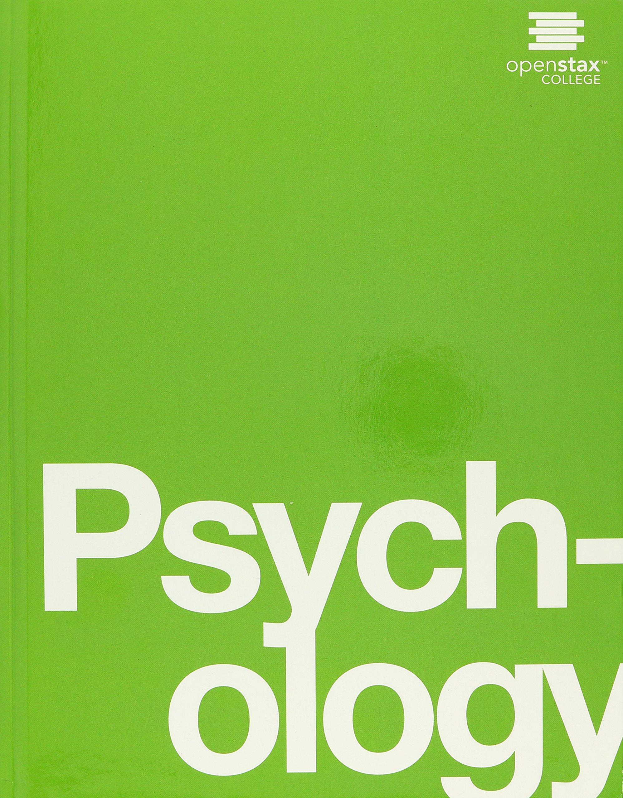 Psychology: Rose M. Spielman: 9781938168352: Amazon.com: Books