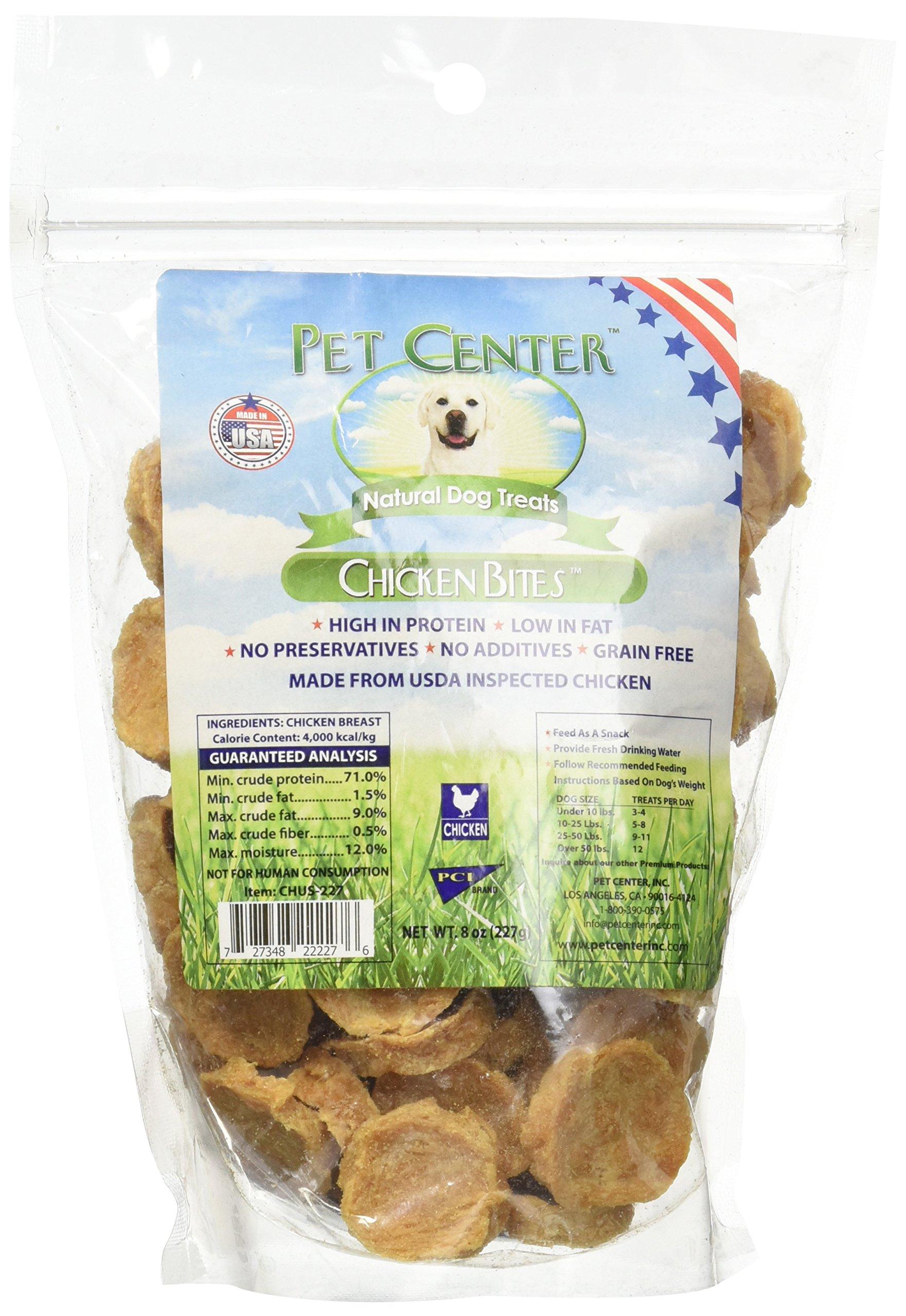 U.S. Made Chicken Nibbles - 8 oz. bag