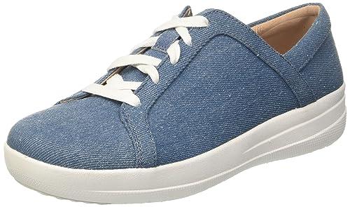 ee5011f1b Fitflop Women s F-Sporty Ii Lace Up Flip Flops  Amazon.co.uk  Shoes ...
