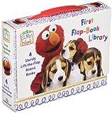 Elmo's World: First Flap-Book Library (Sesame Street) (Sesame Streeta(r) Elmos World(tm)) (Sesame Street Elmo's World)