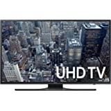 Samsung UN65JS8500 65-Inch 4K Ultra HD 3D Smart LED TV Black(Certified Refurbished)