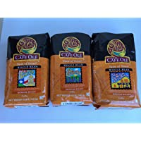 Bundle-3 items: HEB Cafe Ole Whole Bean Coffee-